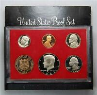 1982 Proof Set, in Original Government Packaging, Free Shipping
