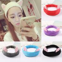 Hot Sale Cute Cat Ears Hairband Head Band Party Gift Headdress Hair Accessories