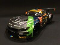 BMW Z4 GT3 Team Schubert #76 1:18 Minichamps