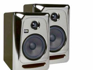 KRK Rokit 5 G3  Electric Silver Ltd  Edition