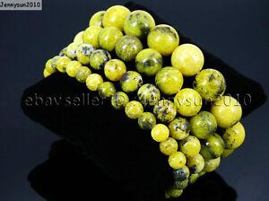 Handmade 6mm Mixed Natural Gemstone Round Beads Stretchy Bracelet Reiki Chakra