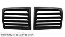 92-13 Ford Econoline Van WILLPAK ASTRA HAMMOND Textured ABS Rear Window Louver