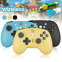 For Nintendo Switch/Lite Pro Gaming Controller Wireless Wired Gamepad Joypad New