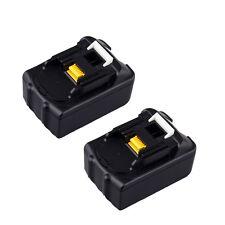 2x NEW 3000mAh 3.0AH 18V Battery For Makita 18 Volt Cordless Drill Power Tool