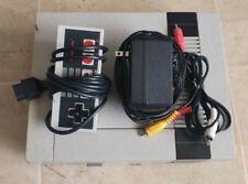 Refurbished Original NES Nintendo System Console - New 72 Pin, New Power adapter