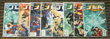 Dc Justice League (1999) #68-75 - The Obsidian Age Complete Set - Aquaman