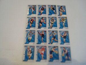 2009 HERALD SUN AFL SHARP SHOOTER CARDS COMPLETE SET (16)