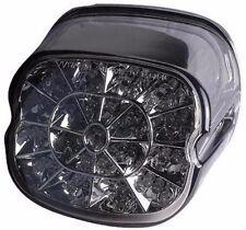 Harley Davidson Integrated LED Taillight; Clear Lens 04 05 06 07 08 09 10 Brake