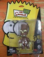 FIGURE KEYRING I SIMPSON CARTOON MODEL THE SIMPSONS MANIA-BART ALBERO BROWN HOOD