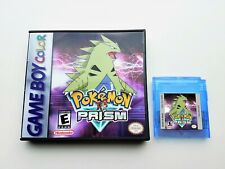Pokemon Prism Game / Case v0.94 b235 - Game Boy Color GBC Custom Fan Made (USA)