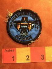 Vintage PHOENIX THUNDERBIRD DISTRICT Arizona Boy Scouts Patch 89WE