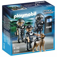 Ref.5563 L'HELICOPTERE POLICE DES FOCES SPECIALES