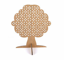 Wooden Jewelry Tree  / Earring Holder / Jewelry Stand / Jewelry Organizer