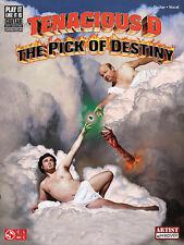 Tenacious D The Pick Of Destiny Play It Like It Is Guitar Tab Book NEW!