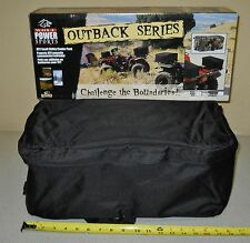 WOLF POWER SPORTS ~ATV COOLER BAG~ BLACK