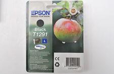 Epson Druckerpatrone Tinte T1291 Bk Black schwarz