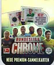 Topps Chrome 2013/14 Sammlung 226 verschiedene Karten, Star Spieler, Logos