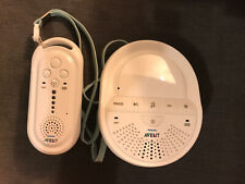 Philips Avent Baby Monitor Eco Dect Duplex Sound Only