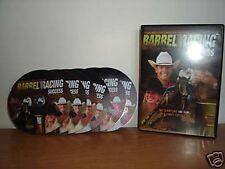 Clinton Anderson Barrel Racing 6 DVD set horse training