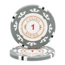 Casino Royale $1 Poker Chips 14g - 25 Chips (90-8101)