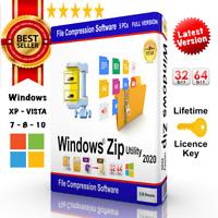 🔥 2020 7Zip ZIP UNZIP RAR ✔️ Windows File Archive Compression WinZIP WinRAR 🔥