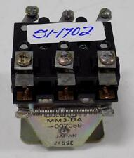 OMRON RELAY SWITCH MM3-UA 007059