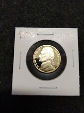 1999-S,,,,, US PROOF JEFFERSON NICKEL,,, FROM US PROOF SET