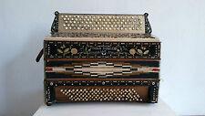 FISARMONICA cromatica accordion acordeón 120 bassi stradella Paolo Rogledi