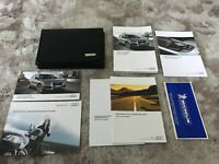 2012 Audi Q5 Owners Manual With Case And Navigation OEM Free Shipping