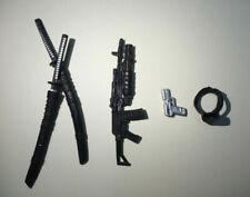 """5PCS Weapon Package 6"""" Marvel Legends Deadpool Figure Weapon Toy Gun Accessories"""