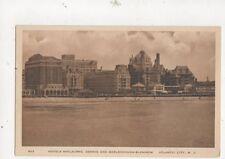 Hotels Shelburne Dennis & Marlborough Blenheim Atlantic City Postcard Usa 511a