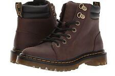 Dr. Martens Faora Dark Brown Ankle Boots Shoes  Women's Size 7 New In Box