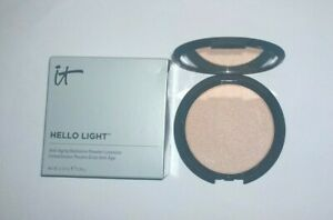 IT Cosmetics Hello Light Radiance Powder Luminizer - Full Size - New in Box