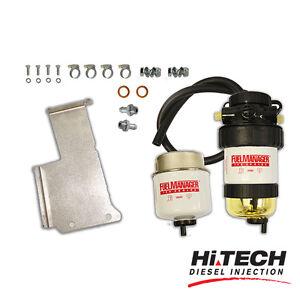 Nissan Navara D40 & Pathfinder Fuel Manager Diesel Filter Kit FM618DPK 30 micron