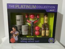Slingshot, Platinum collection 10 pc Outdoor set. 12 years and older.