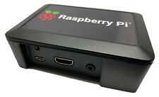 Raspberry Pi 3 Model B+ and case - needs SD card/ PSU
