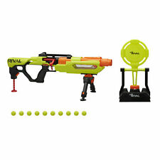 Nerf Rival Blaster Jupiter 10 Rounds with Target Kids Toy Gun Child Best Gift