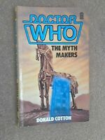 Doctor Who-The Myth Makers (Doctor Who library) by Cotton, Donald 0426201701 The