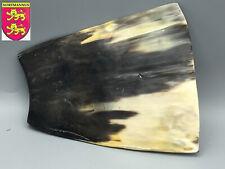 Plaque de Corne de Vache Restauration de Couteaux Marqueterie Bijoux