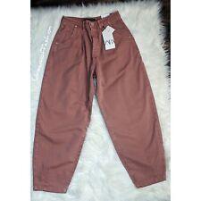 ZARA Z1975 Authentic Slouchy Jeans Size 4 US