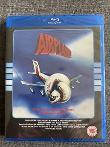 Airplane (1980) RETRO PACKAGING NEW SEALED BLU RAY