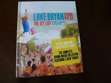 Luke Bryan - Spring Break - The Set List Zinepack (2CD)
