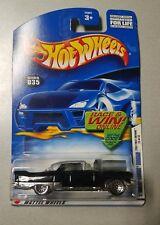 2001 Hot Wheels #035 First Edition 23of42 1957 Cadillac Eldorado Brougham Black