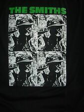 FREE SAME DAY SHIPPING BRAND NEW THE SMITHS MEAT IS MURDER BLACK SHIRT MEDIUM