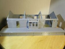 """(1) """" S """"  SCALE  TRAIN STATION  /  FREIGHT STATION  3D  PRINTED L@@K"""