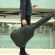 "420D 41"" Acoustic Guitar Double Straps  Guitar Soft Case Gig Bag XV"