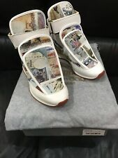 Vivienne Westwood Men 3 Trainer Sneaker Runner Moneyprint