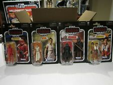 "Star Wars Vintage Collection The Rise Of Skywalker 3.75"" Carded Figures Lot"