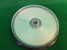 Memorex DVD+R DL 8X 8.5GB 240Min Dual Layer 10 pack Plastic case