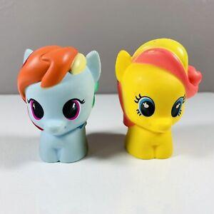 Hasbro Playskool Friends My Little Pony Yellow Bumblesweet And Rainbow Dash